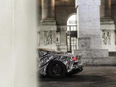 Maserati анонсировал суперкар MC20