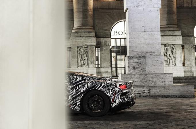 Maserati MC20, суперкар