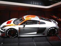 Бренд Audi запатентовал новое название R8 Green Hell
