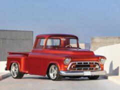Легендарный Chevrolet 3100 реставрировали и модернизировали