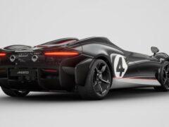 McLaren выпустит специальную версию Elva M1A