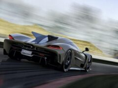 Гиперкар Koenigsegg Jesko Absolut стал самой быстрой моделью марки