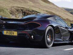 Преемник McLaren P1 получит двигатель внутреннего сгорания