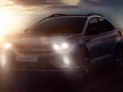 Кросс-купе Volkswagen Nivus: преемник хэтчбека Polo