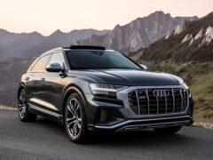 Audi опубликовала цены на «заряженный» кроссовер SQ8 2020
