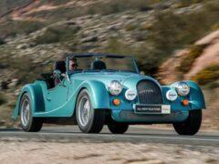 Представлен первый спорткар Morgan с «турбочетвёркой»