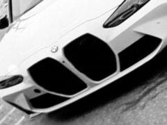 Новый BMW M3 показали в Сети на фото