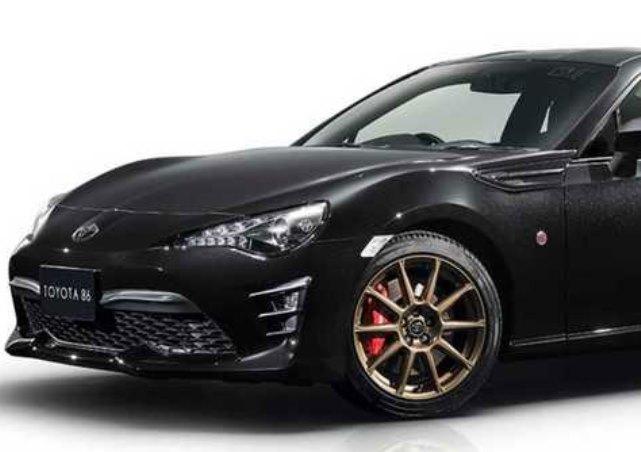 Toyota 86, Black Edition