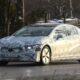 Компания Mercedes-Benz тестирует новый электрический седан