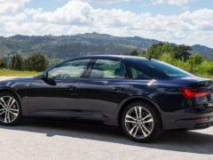 В РФ стартовали продажи самого бюджетного Audi A6