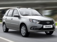 Эксперты перечислили основные «болячки» Lada Granta