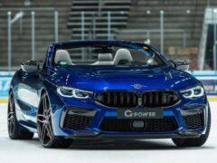 Тюнеры представили три комплекта доработок для BMW M5 и M8