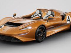 McLaren Elva получил еще одну эксклюзивную вариацию