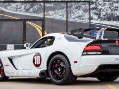 Гоночный Dodge Viper ACR-X выставили на продажу