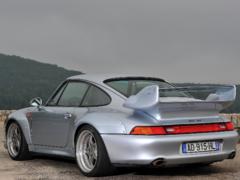 Первый из одиннадцати Porsche 911 GT2 Evo выставили на продажу