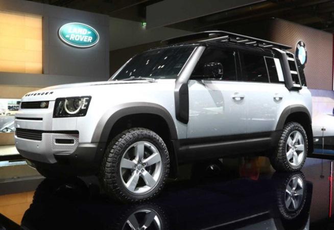Land Rover Defender, внедерожник, уменьшенная копия