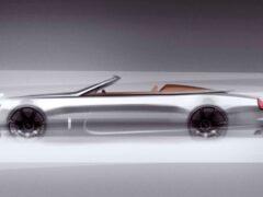 Rolls-Royce Dawn будет «Серебряной пулей»