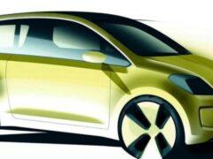 Новый VW ID.1 готовит компания Volkswagen