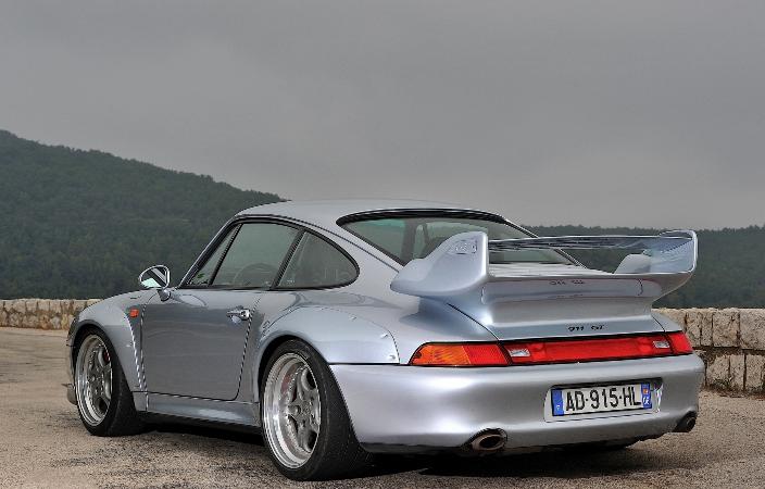 Porsche 911 GT2 серия 993