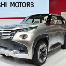 Новый Mitsubishi Pajero представят в 2021 году