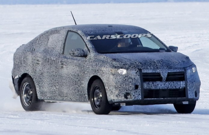 Dacia Logan, новое поколение