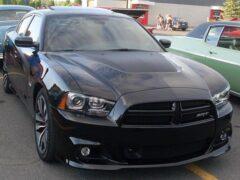 На тестах замечен Dodge Charger версии SRT Hellcat Redeye