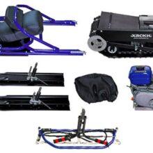 Снегоходы «Хаски»: обзор и технические характеристики