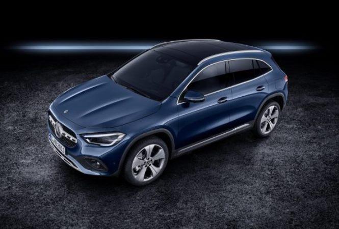 Mercedes, плагин-гибрид