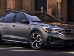 Volkswagen Passat стал самой продаваемой машиной D-сегмента в мае