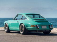 Porsche 911 от Singer 1991 года выпуска выставили на торги