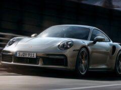 Porsche выпустит сверхлёгкую версию нового 911 Turbo S
