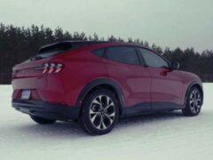 Продажи нового Ford Mustang Mach-E стартуют в США и Европе одновременно