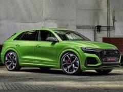 Названа стоимость нового Audi RS6 Avant