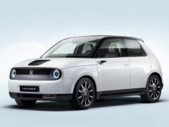 Honda может выпустить второй электрокар для Европы