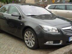 Названа начальная цена обновленного Opel Insignia