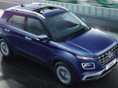 Начались продажи Hyundai Venue с двигателем от Kia Seltos