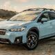 Subaru Crosstrek получит более мощный двигатель