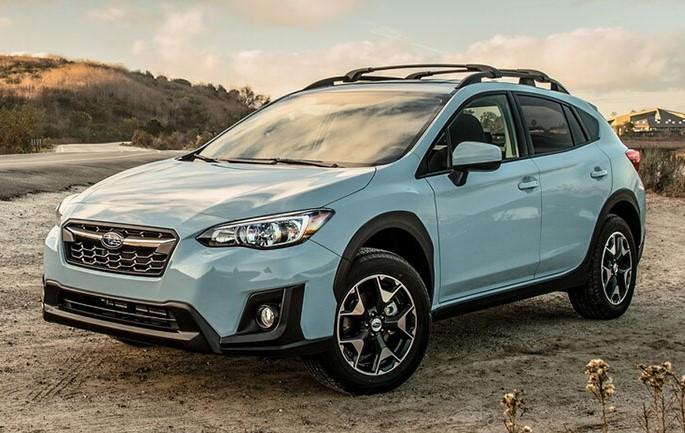 Subaru Crosstrek, Subaru XV