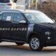 Удлиненную Hyundai Creta засняли на тестах