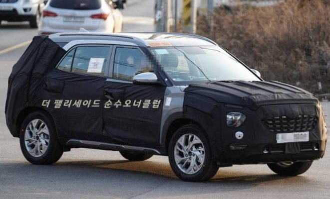 Hyundai Creta, удлиненная, тест