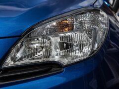 В России участились случаи краж автомобильных фар