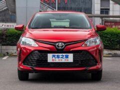 Toyota готовит к выпуску обновленный Vios — бюджетную версию Yaris