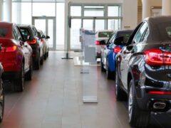 В РФ средневзвешенная цена нового автомобиля выросла на 8,6%