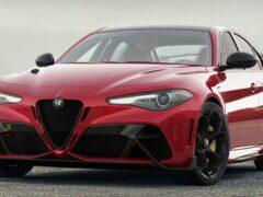 Alfa Romeo Stelvio не получит «заряженную» версию GTA