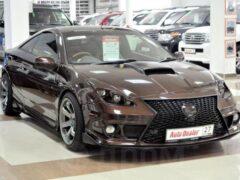 В Хабаровске продают гибрид Toyota Celica и Lexus LC 500