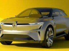 Renault планирует выпустить серийную версию концепт-кара Morphoz