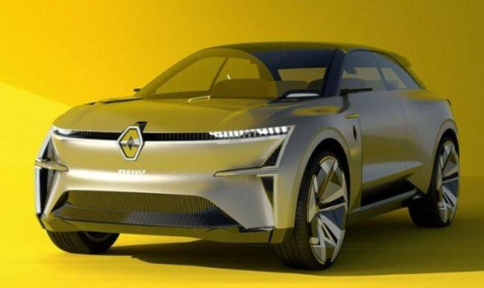 Renault Morphoz, концепт