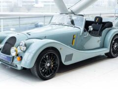 Компания Morgan выпустила юбилейную версию своих авто
