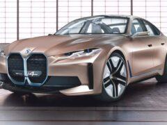 К 2030 году BMW выпустит девять новых электромобилей