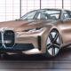 Будущие электрокары BMW получат фирменную решетку радиатора